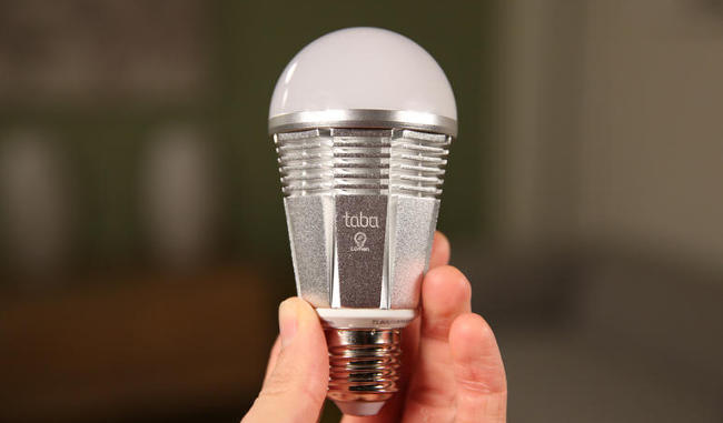 Tabu-Lumen-LED-Color-Smart-Bulb
