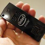 Intel Compute Stick: компьютер с Windows и размером меньше батончика Сникерс