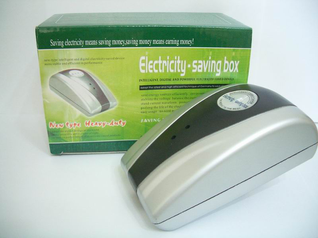 Electricity saving box развод