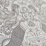 Раскраски для взрослых — новый способ снять стресс