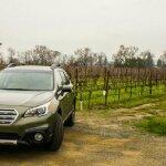 Новый Subaru Outback назван лучшим семейным универсалом
