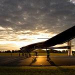 Самолет на солнечных батареях готов облететь мир